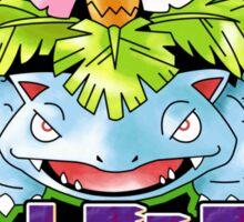 Pokemon Origins: Green Sticker