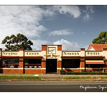 Savoia Hotel - Hepburn Springs by Craig Holloway