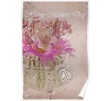 Happy Mother's Day - Card Poster