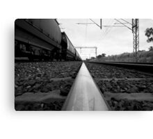 Fully Loaded Canvas Print