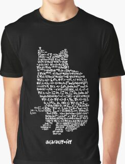 Schrodinger's equation Graphic T-Shirt