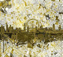 London skyline 4 by BekimART