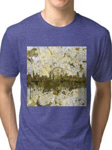 London skyline 4 Tri-blend T-Shirt