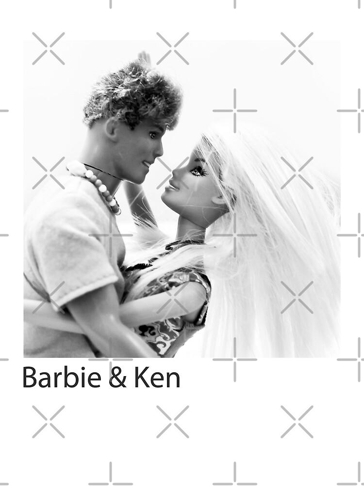 Barbie & Ken by Mark Battista