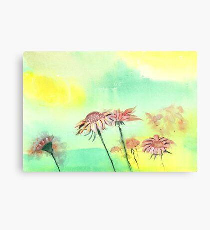 Flowers 2 Canvas Print