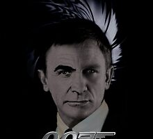 "James Bond 007 ""Bonded"" Connery/Craig full circle 2 by ALIANATOR"