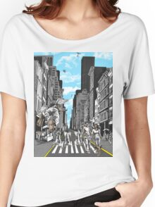 City of Angels Women's Relaxed Fit T-Shirt