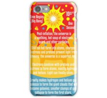 The Big Bang Theory Concept iPhone Case/Skin