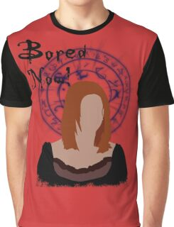Bored now! Graphic T-Shirt