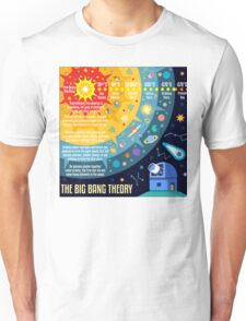 The Big Bang Theory Concept Unisex T-Shirt