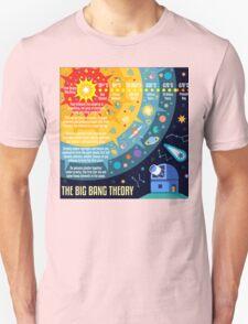 The Big Bang Theory Concept T-Shirt