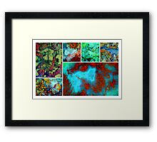 Life In Stone Framed Print