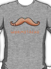 Wormstache T-Shirt