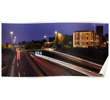 Central Motorway 1 of 2 Poster