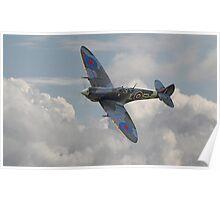 Spitfire - Elegant Icon Poster