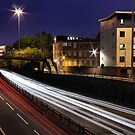 Central Motorway 2 of 2 by Harry Purves