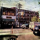 Grunge Toronto - Sneaky Dee's by Elyssa Long