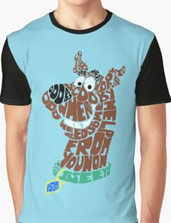 Scooby-Doo Graphic T-Shirt