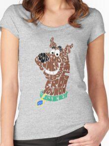 Scooby-Doo Women's Fitted Scoop T-Shirt