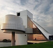 Rock and Roll hall of fame by iamwiley
