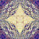 Woven Loup-Guru by Jay Reed