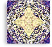 Woven Loup-Guru Canvas Print