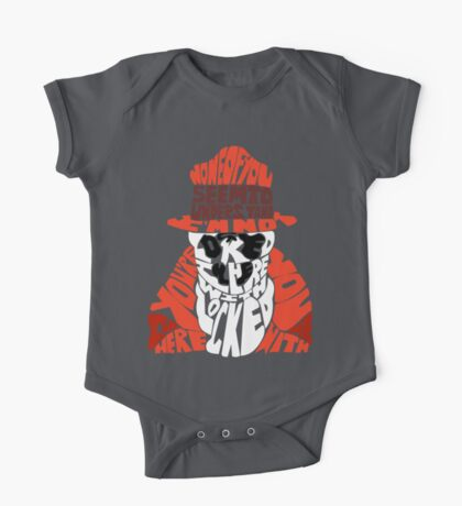 Rorschach One Piece - Short Sleeve