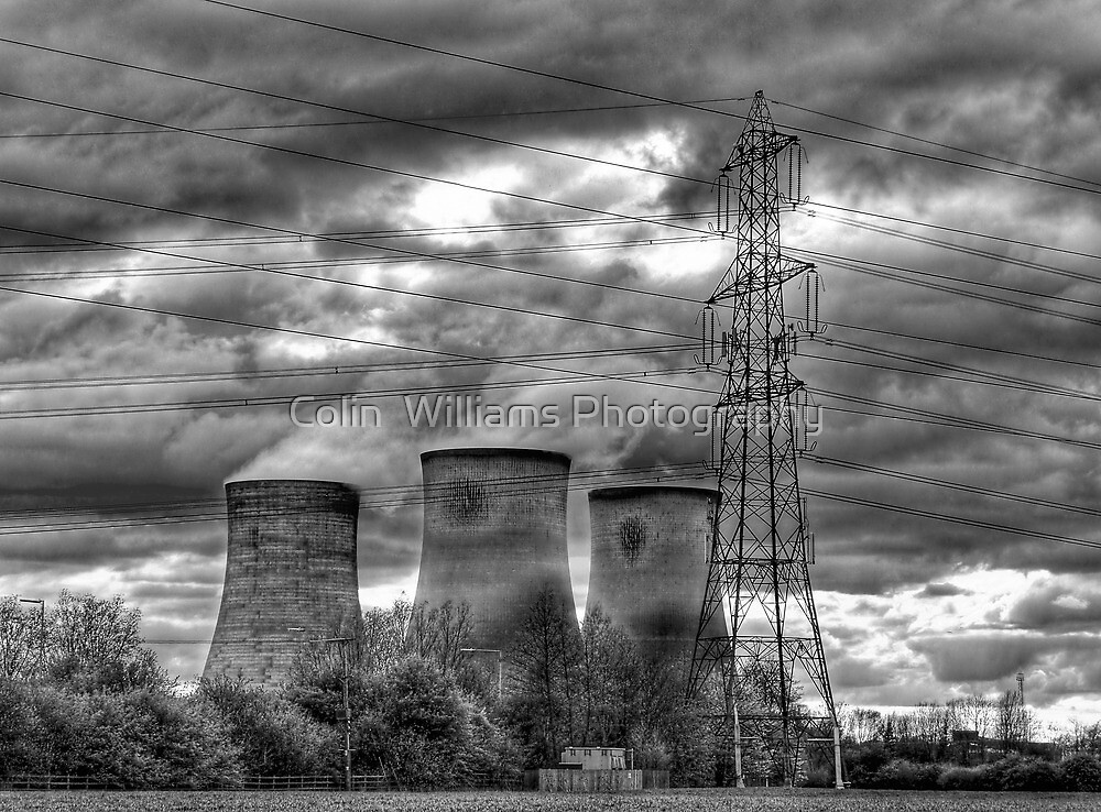 Power To The People by Colin  Williams Photography
