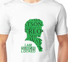 I am SHERlocked, Sherlock Unisex T-Shirt