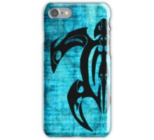 Into The Blue iPhone Case/Skin