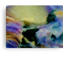 Sunset in an Alien Land Canvas Print