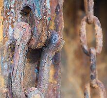 Blue rust by Alexa Clement