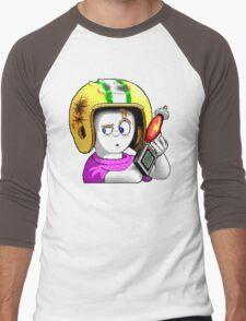 Commander Keen HD - Retro DOS game fan items Men's Baseball ¾ T-Shirt