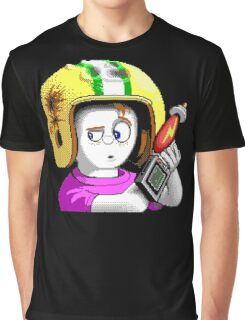 Commander Keen HD - Retro DOS game fan items Graphic T-Shirt