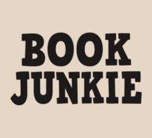 Book Junkie by coolfuntees