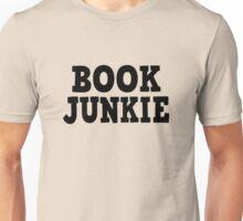 Book Junkie Unisex T-Shirt