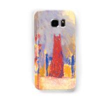 Azlan awaits his opportunity... Samsung Galaxy Case/Skin