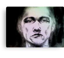 """""""Man portrait""""   Canvas Print"""