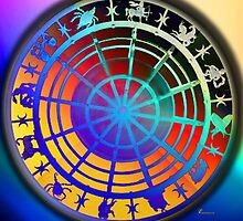 WHEEL OF WONDER by Tammera