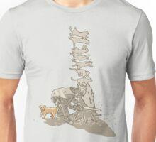 train your patience Unisex T-Shirt