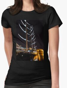She is So Special - the Luxurious Maltese Falcon Superyacht Womens Fitted T-Shirt