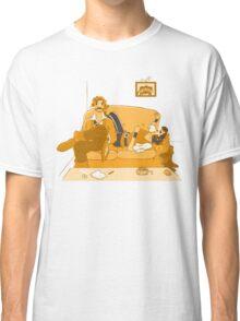censored island Classic T-Shirt