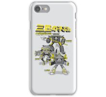 3 Little Pigs: Mechanized Assault iPhone Case/Skin