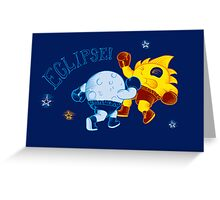 Eclipse! Greeting Card