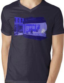 night bat Mens V-Neck T-Shirt