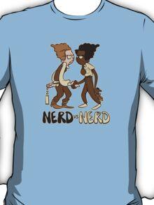 Nerd Vs Nerd T-Shirt