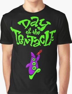 Maniac Mansion - Day of the Tentacle Graphic T-Shirt