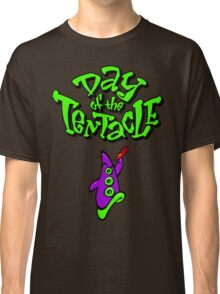 Maniac Mansion - Day of the Tentacle Classic T-Shirt