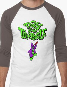 Maniac Mansion - Day of the Tentacle Men's Baseball ¾ T-Shirt