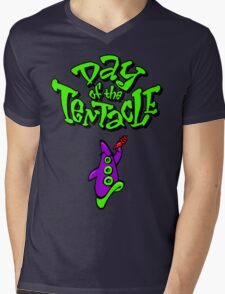 Maniac Mansion - Day of the Tentacle Mens V-Neck T-Shirt
